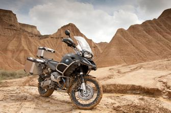 Test Drive BMW R1200GSA