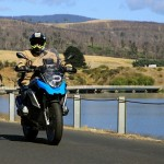 Charley on R1200GS Compass Expeditions
