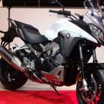 White 2015 Honda Crossrunner