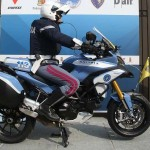 Italy Police Bikes
