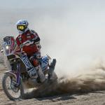 2015 Dakar Bikes Stage 3