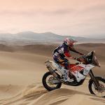 2015 Dakar Bikes Stage 7