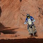 2015 Dakar Motorcycles Stage 11