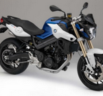 BMW Season Launch F800R