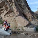 Dakar Bike Stage 3