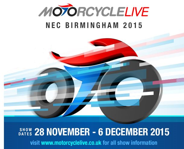 2015 Motorcycle Live Show at The NEC Birmingham