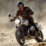 Brand New BMW nineT Scrambler launch