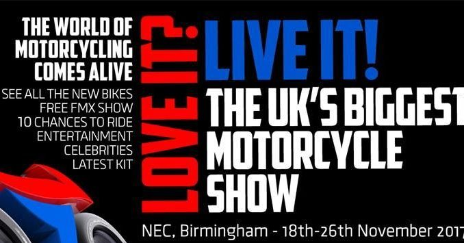 Motorcycle Live Show NEC Birmingham 2017