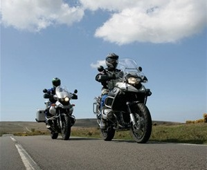 The Beast R115GS vs the new R1200GS
