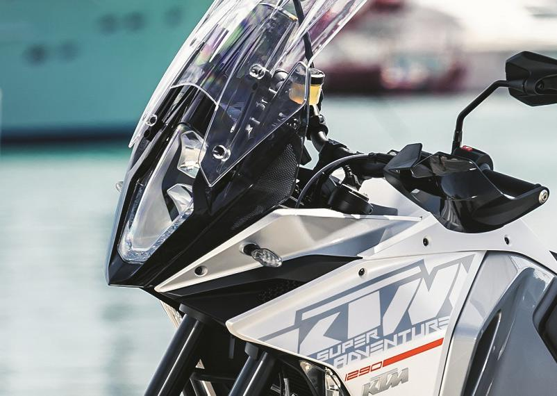The New KTM Super Adventure