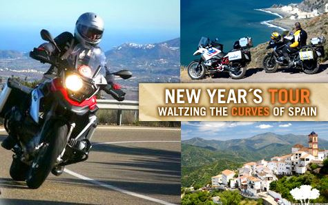 Winter Motorcycle Tours