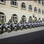 Malta Police Bikes