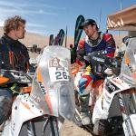 2015 Dakar Bikes Stage 4