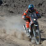 2015 Dakar Bikes Stage 5