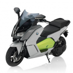 BMW electric C Evolution
