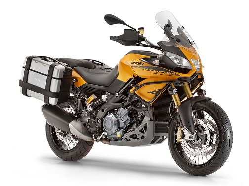 Aprilia Caponord New Adventure Bike
