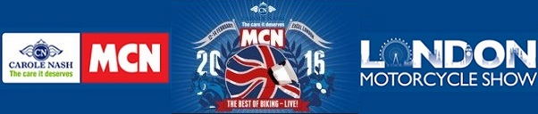 Best Annual London Motorcylce Show Carole Nash MCN