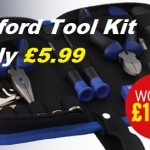 MCN Motorcycle Show Ticket Oxford Tool Kit Deal